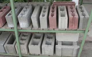 Блоки для строительства дома: основные виды и характеристики