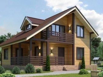 Утепление деревянного дома пеной―виды и способы