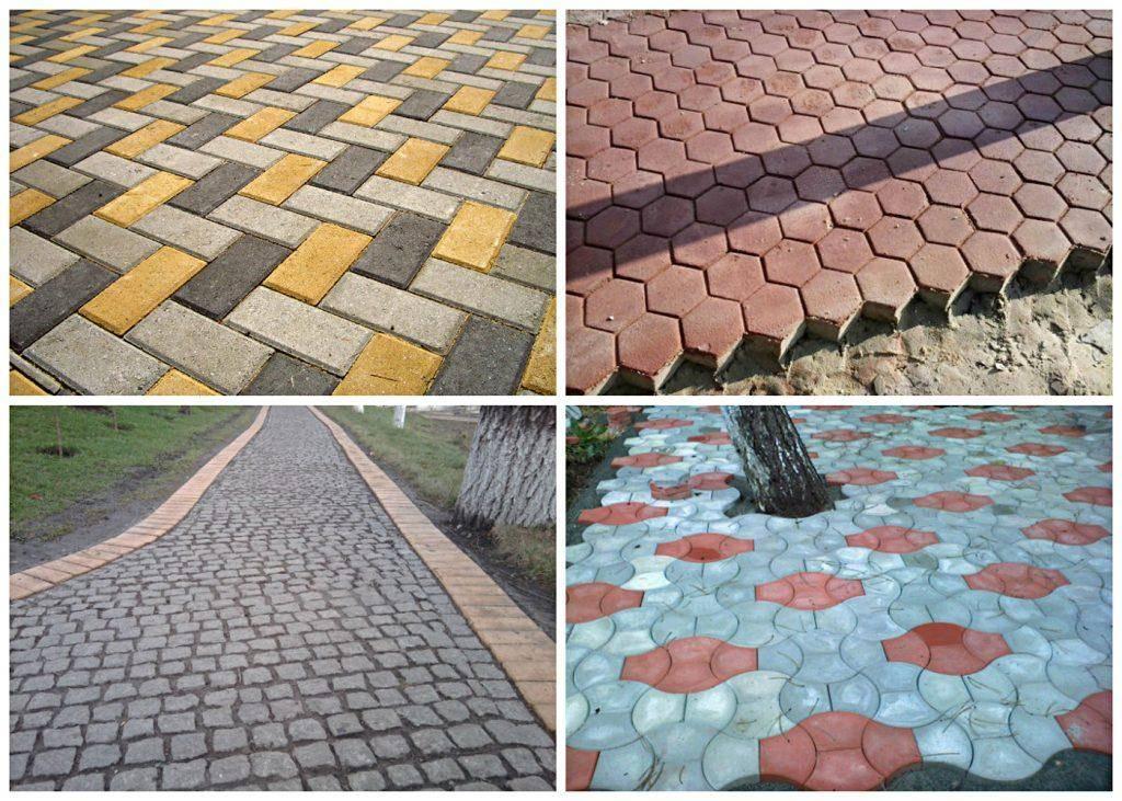 Все о садовых бетонных бордюрах