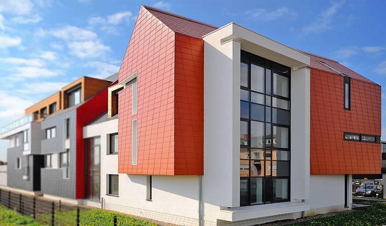Какие бывают стеновые панели для отделки фасадов домов. виды и характеристики