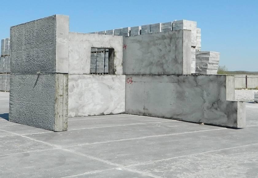 Изготовление полистиролбетонных блоков в домашних условиях