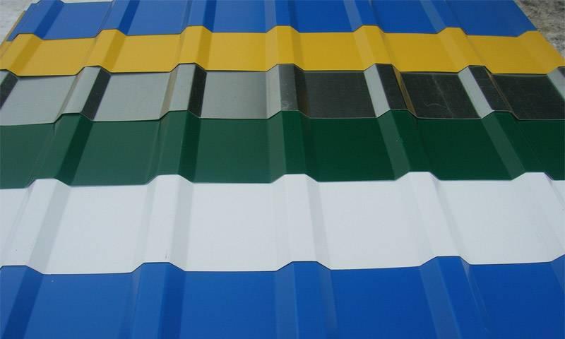 Профнастил для крыши: как выбрать и положить покрытие?
