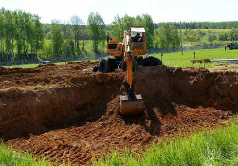 Разработка грунта цена за м3   стоимость земляных работ на сайте объявлений перевозка24
