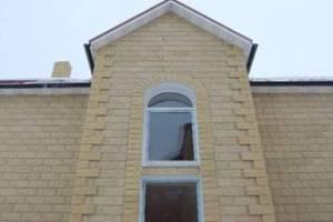 Термопанели для наружной отделки фасада дома