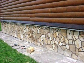 Песчаник для фасада: характеристики камня и инструкция по монтажу