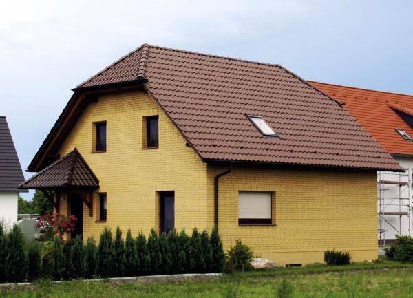 Дом из белого кирпича: плюся, минусы, требования