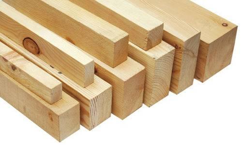 Усадка деревянного дома, параметры
