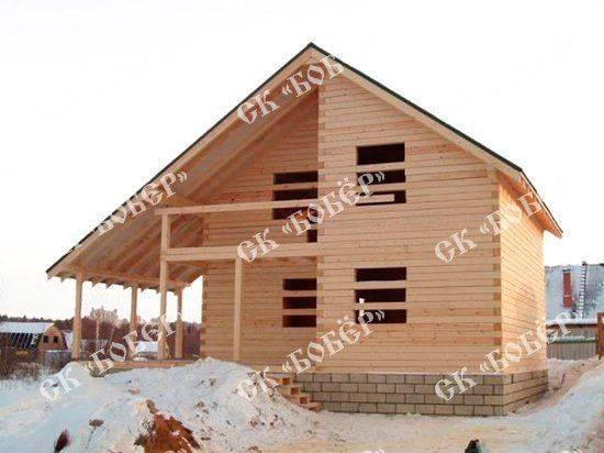 Каркасный дом для постоянного проживания: отзывы