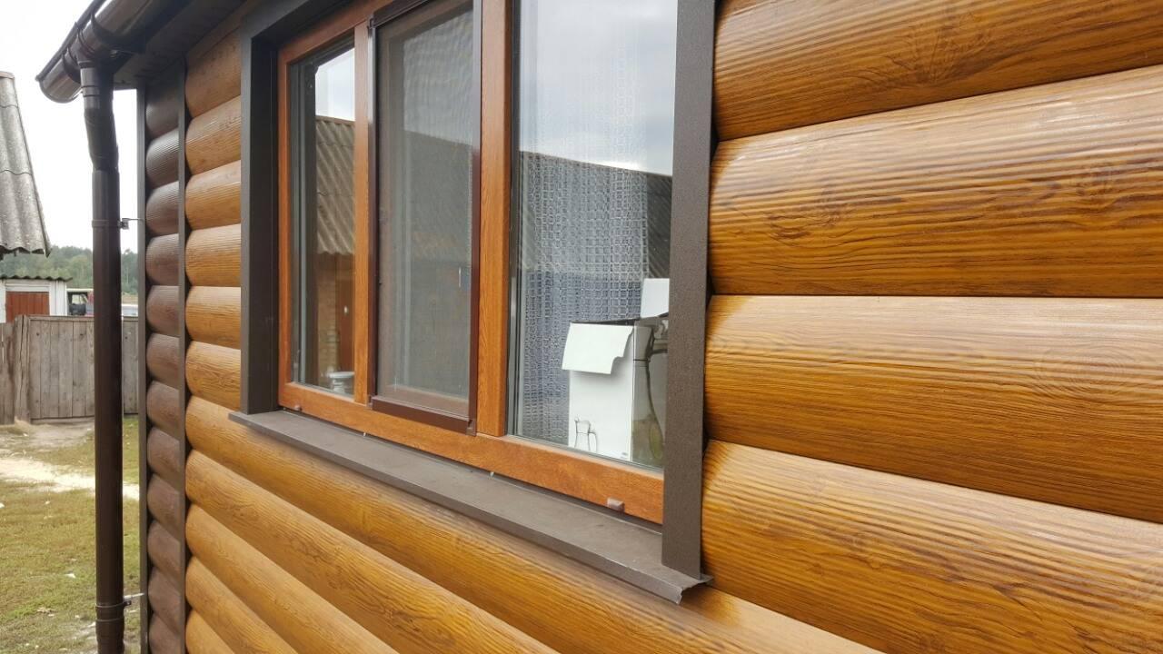 Размеры «блок-хауса»: толщина и ширина, длина деревянной доски под бревно, на что обратить внимание при выборе для внутренней и наружной отделки