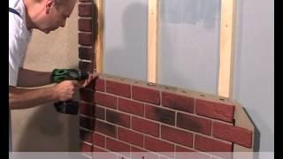 Технические характеристики фасадных панелей vox (вокс) + технология монтажа