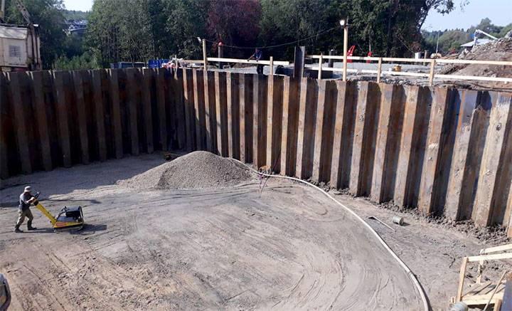 Виды котлованов в строительстве, типы и формы: земляные, песчаные, рабочие, закрытые и открытые, бетонные, приемные и т.д.