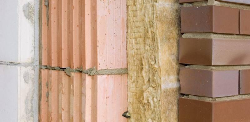 Какой утеплитель стен лучше для кирпичного дома, как выбрать