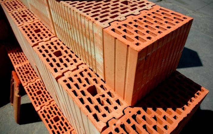 Керамические блоки технические характеристики, размеры, недостатки и отзывы
