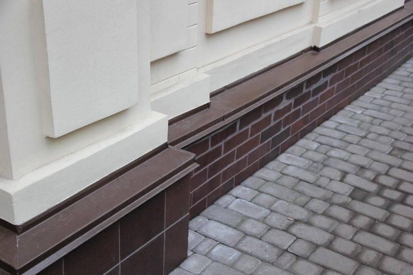Отливы для цоколя фундамента своими руками - самстрой - строительство, дизайн, архитектура.