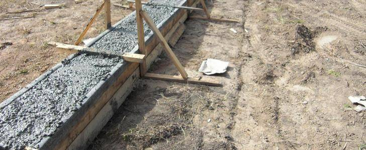 Столбчатый фундамент из блоков 20х20х40: пошаговая инструкция с фото по возведению основания своими руками