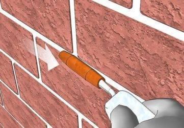 Восстановление кирпичной кладки наружных стен - клуб мастеров