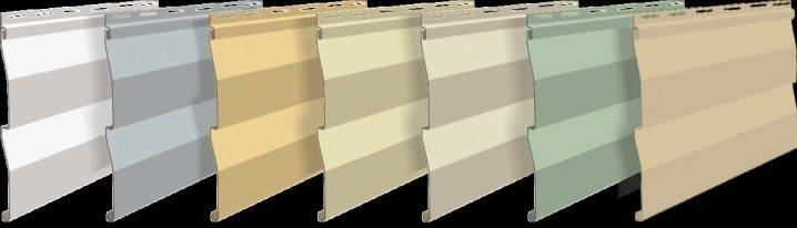 Особенности фасадных панелей vox