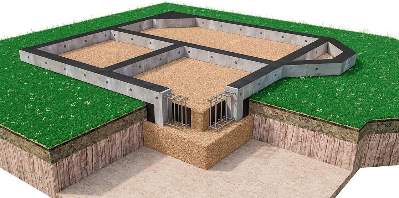 Сколько стоит строительство свайно-ленточного фундамента, что входит в стоимость работ, цена возведения основания под ключ