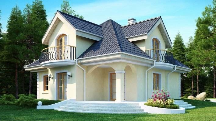 Мансардная крыша: современные проекты жилых чердаков и этапы строительства своими руками
