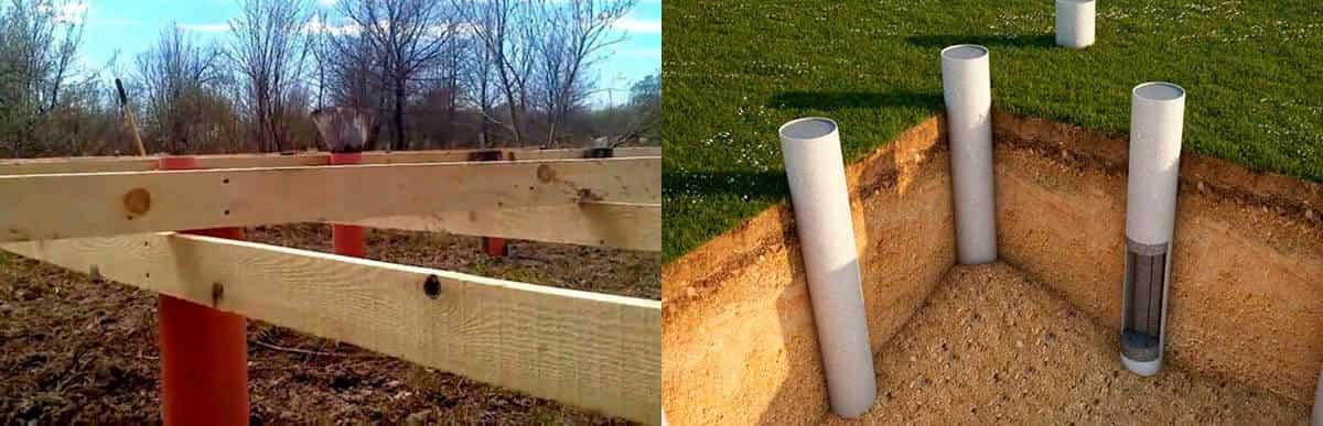 Обсадная труба для буронабивных свай: технология устройства, диаметры, способы бетонирования