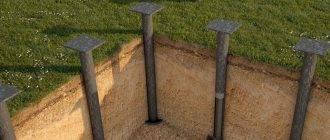 Основные характеристики винтовых свай с диаметром 108 мм, цена и сфера применения