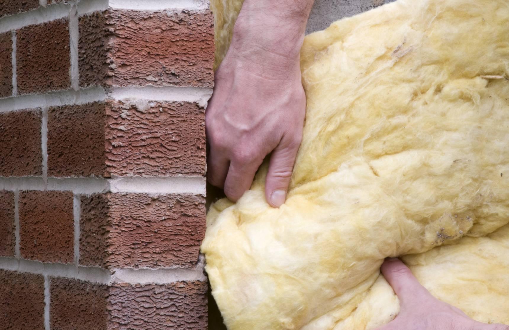 Утепление кирпичного дома снаружи: выполняем своими руками