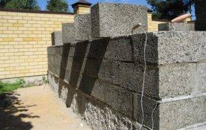 Баня из арболита своими руками: отзывы владельцев, плюсы и минусы, цена блоков