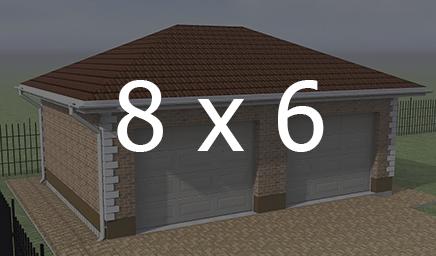 Каркасный гараж: преимущества и недостатки, особенности монтажа