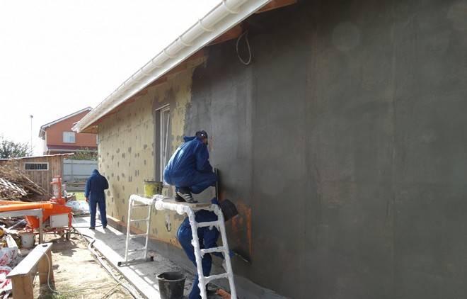 Утепление стен изнутри. выбираем материалы