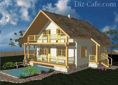 Дом из газобетона своими руками: поэтапное строительство
