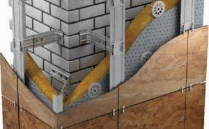 Технология утепления фасадов минеральной ватой под сайдинг и штукатурку своими руками