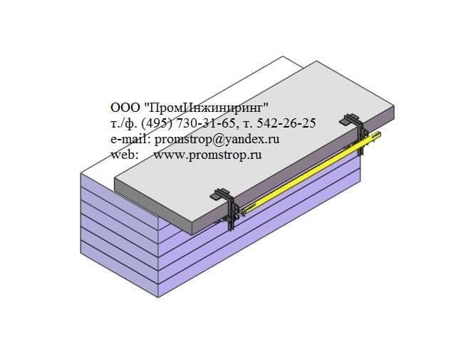 Захват для сэндвич панелей — оптимальный вариант при грузоподъемных работах. механические и вакуумные захваты для сэндвич-панелей
