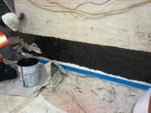Гидроизоляция подвала: как сделать изнутри от грунтовых вод, внутренняя вертикальная проникающая изоляция для стен и пола