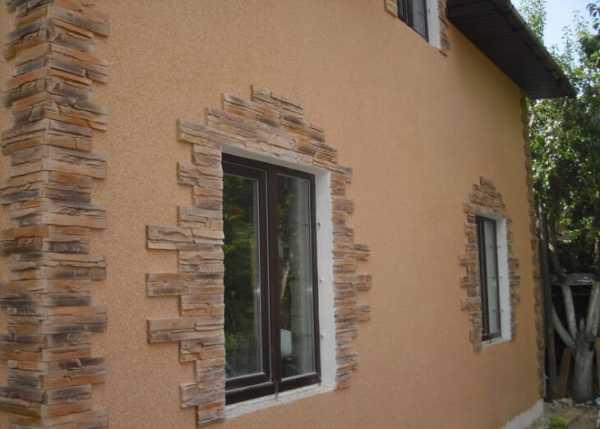 Выбор штукатурных смесей церезит для благоустройства фасада: видео и фото примеры