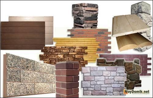 Виды сайдинга для наружной отделки дома: белый, винилон, дачный, бетонный, бесшовный, перфорированый + фото