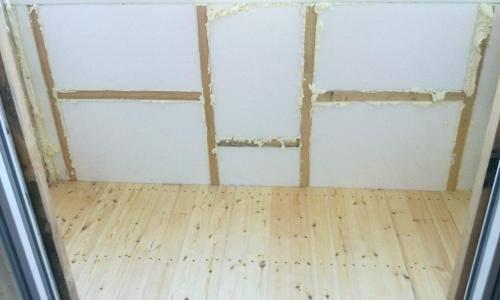 Утепление стены в квартире изнутри экструдированным пенополистиролом - клуб мастеров