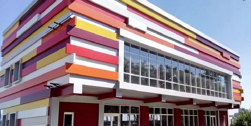 Композитные панели для фасада: рекомендации по монтажу, основные производители, цена