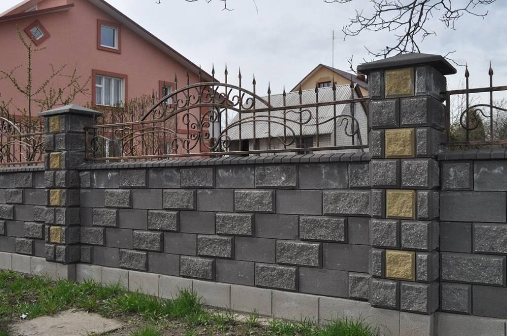 Как построить забор из газобетона. забор из пеноблоков своими руками. плюсы и минусы