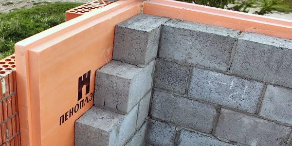 Чем утеплить стены дома снаружи - выбор материала и технологии монтажа