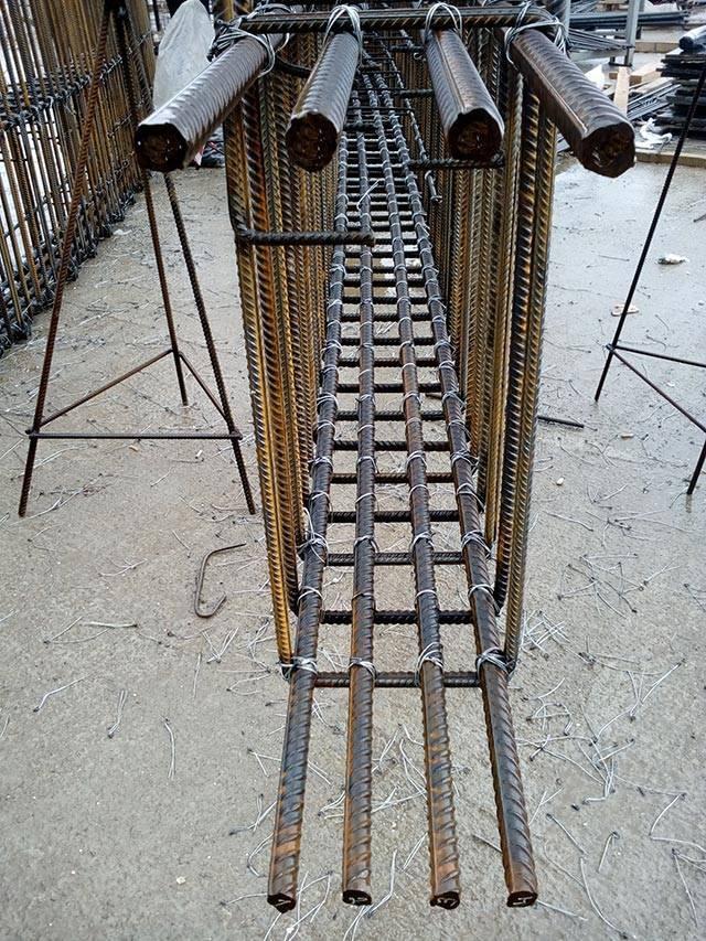 Какой диаметр арматуры использовать для плитного фундамента