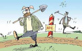 Нормы строительства дома на участке ижс: отступы и границы