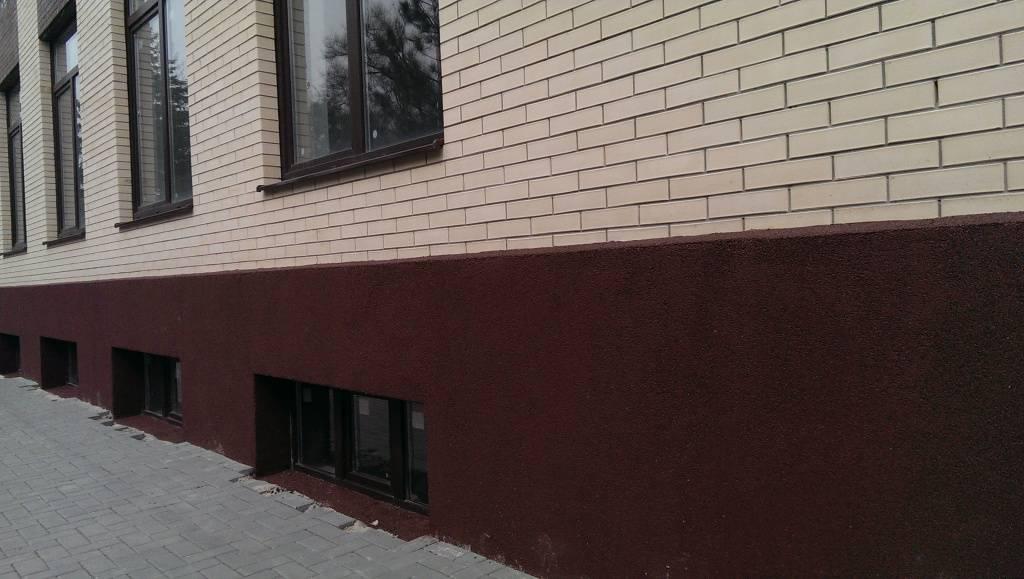 Как выбрать декоративную фасадную штукатурку для наружных работ?
