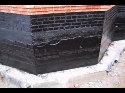Гидроизоляция фундаментной плиты: целесообразность, разновидности, технология монтажа