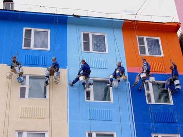 Фасадная краска для наружных работ по дереву: лучшая краска для фасада деревянного дома, расход 1м2, отзывы