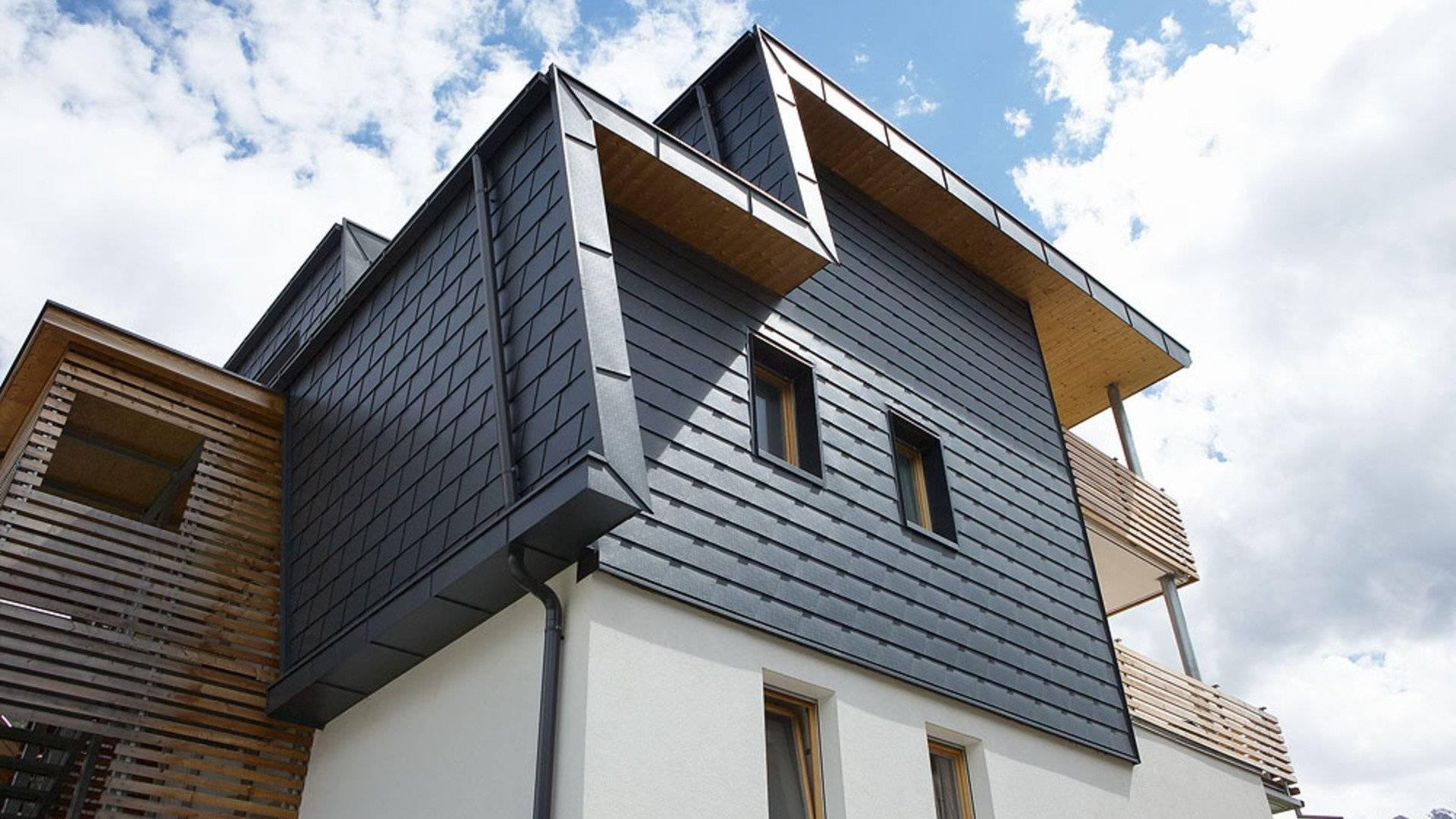 Фасадные панели из дпк: виды, характеристики и установка
