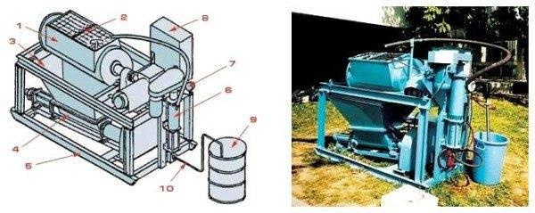 Производство пеноблока в домашних условиях: установки для изготовления пеноблоков. самодельное оборудование. применяемые растворы