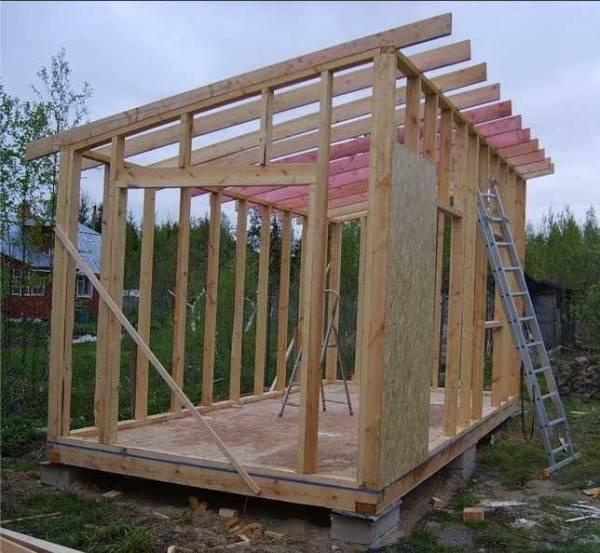 Хозблок (51 фото): проекты хозпостройки. как построить его своими руками по чертежам на земельном участке? список стройматериала