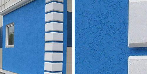 Технология ремонта штукатурки фасада и подготовка поврежденных участков