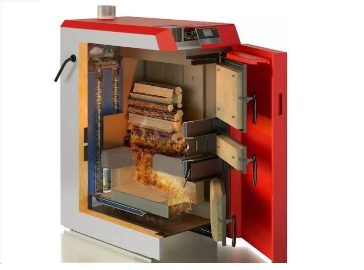 Газовый котел protherm ягуар 24 jtv 23.5 квт двухконтурный