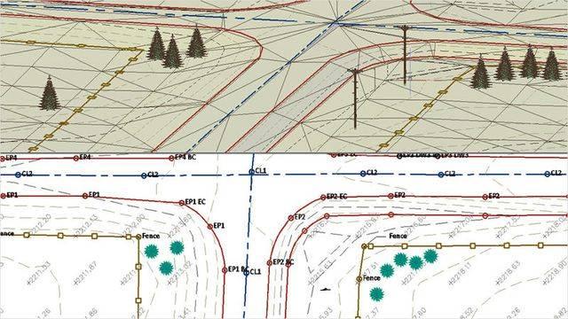 Особенности создания топографических планов и карт, методы отображения рельефа